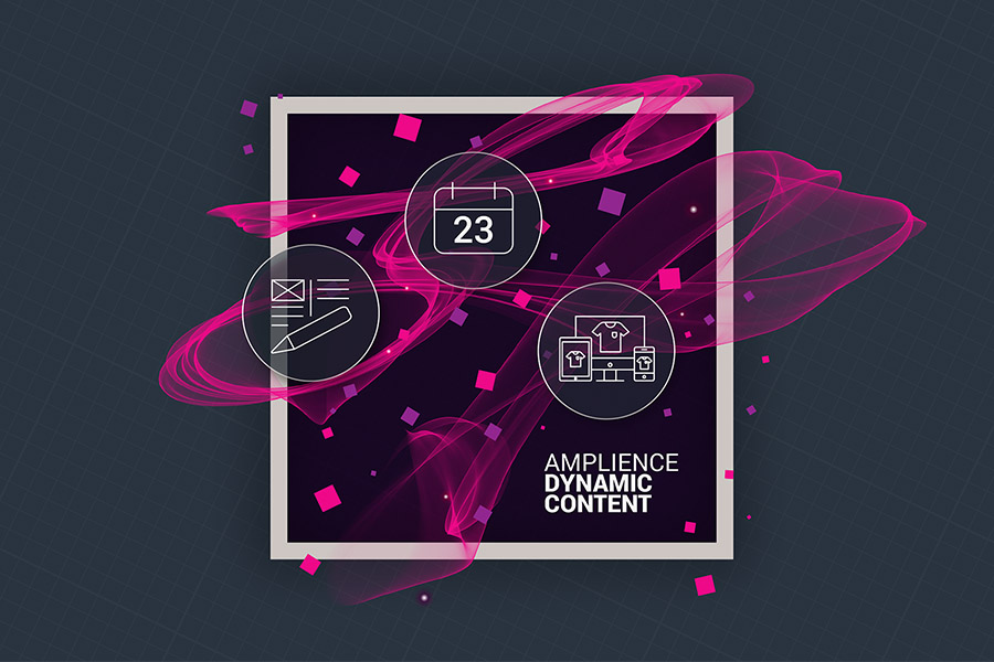 Product Identity: (Amplience)
