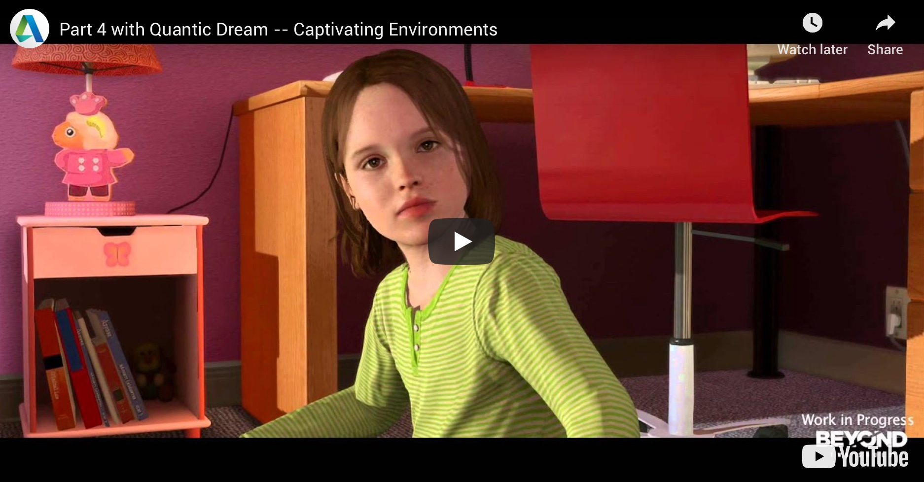 Video Production: (Autodesk)