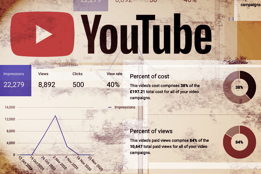 Dave Brewis describes how to run successful YouTube ads